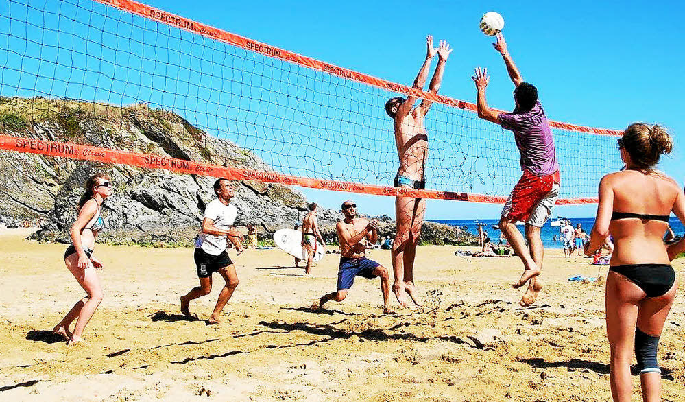 Championnat Départemental de Beach-Volley