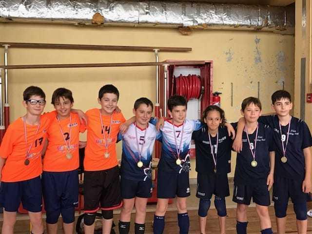 PGVB Champions 06 en poussins !